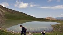 Gümüşhaneli Dağcılar Göller Bölgesine Yürüdü