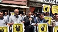 Mursi'ye İdam Kararı Gümüşhane'de Kınandı