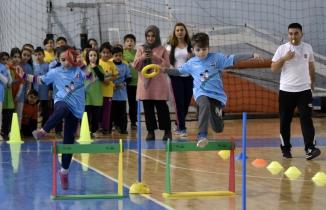 Gümüşhane'de 'Spor Gümüşhane' projesi başladı