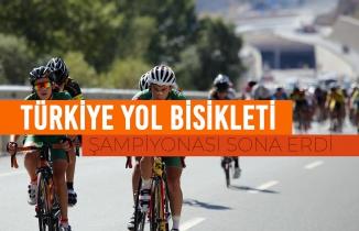 Türkiye Yol Bisikleti Şampiyonası sona erdi