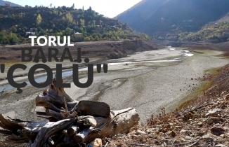 Torul Baraj 'Çölü' korkutuyor
