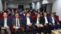 AK Parti İstanbul Milletvekili Burhan Kuzu Gümüşhane'de