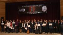 Gümüşhane'de 'Mikrofon Sende Solo Ses Yarışmasının' finalleri yapıldı