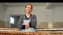 Bursa'dan Gümüşhane'ye gelin geldi, İŞKUR desteğiyle pestil üretim tesisi kurdu