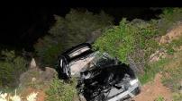 Gümüşhane'de feci kaza: 1 ölü, 4 yaralı