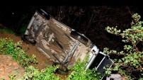 Gümüşhane'de kaza: 1 yaralı