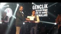 Gümüşhane Gençlik Merkezi Oğuzhan Nas ile Türkiye finalinde