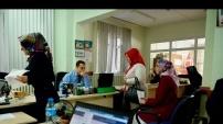 Gümüşhane'de kadınlardan TYP izdihamı