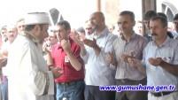 Gümüşhane'de Şehitlere Dua, Teröre Lanet Yağdı