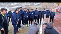 Gümüşhanespor Ankaragücü maçına hazırlanıyor