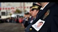 Şehit Baş Polis Memuru memleketine uğurlandı