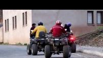 Zigana'da ATV ve bisiklet turları başladı