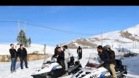 Zigana Dağında kayak sezonu bereketli bitti